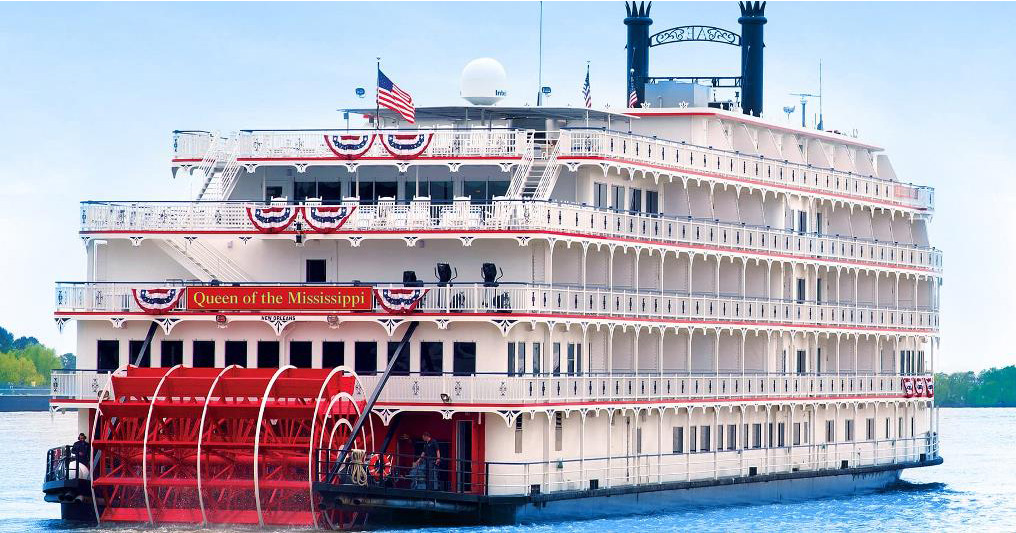 Queen of the Mississippi, Louisiana USA