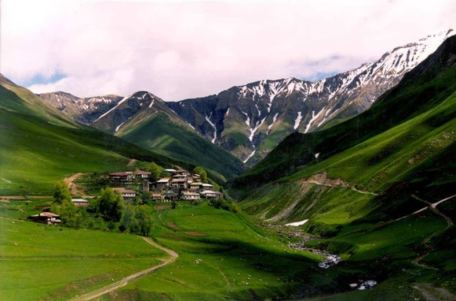 kazbegi-valley