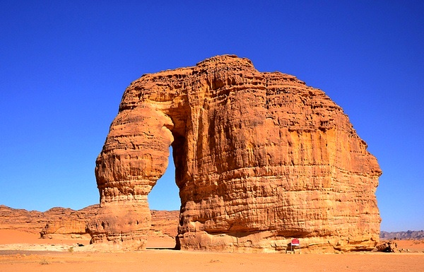 Elephant Rock Al Ula1