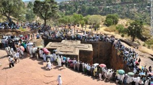 Lalibela church 2