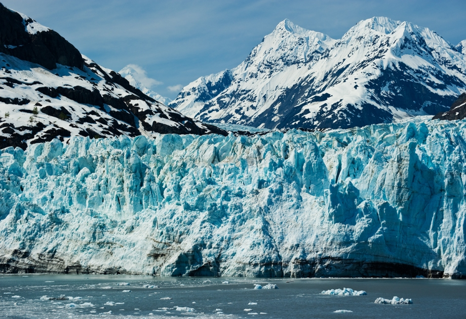 Margerie Glacier in Glacier Bay